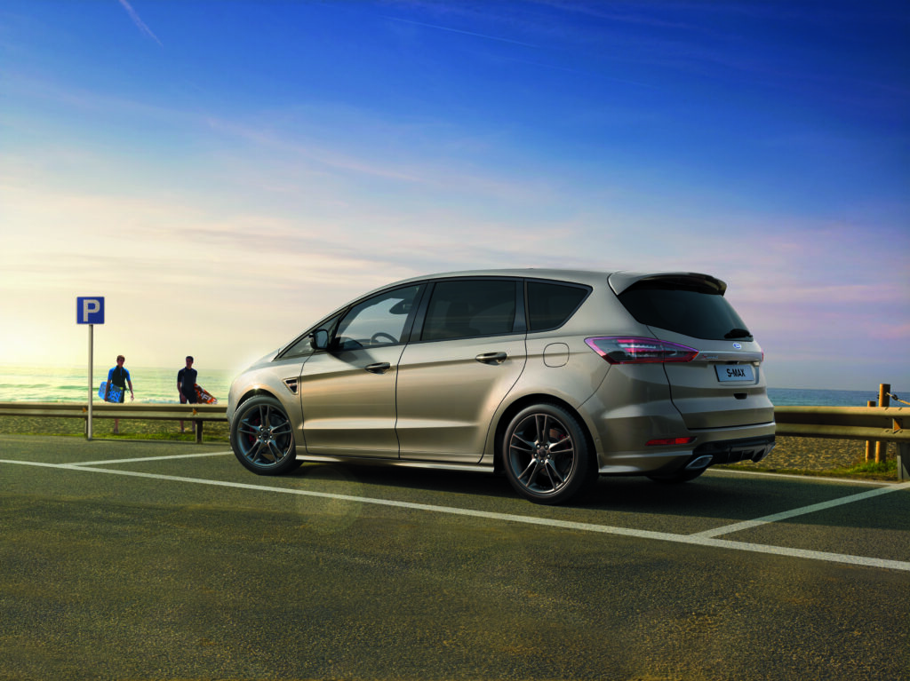 Ford S Max 5dr 2.5 190 FHEV ST-Line Auto