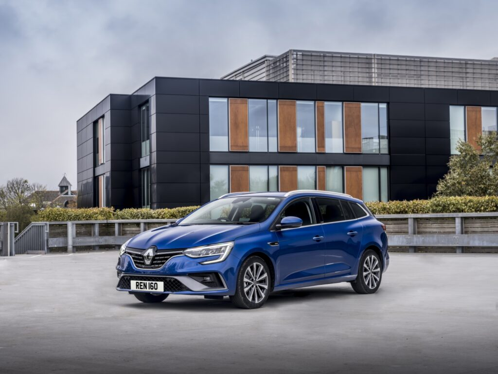 Renault Megane 5dr 1.3 TCe 140 Iconic